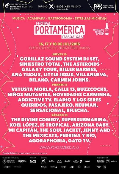 Festival PortAmérica 2015