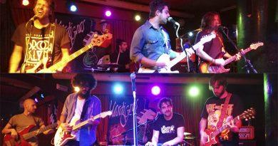 The Trunks y Playa Cuberris: rock español de calidad