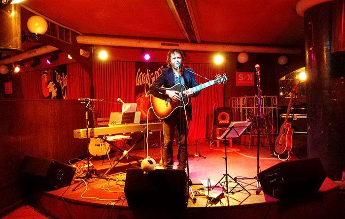 Aves Zancudas de Felix Arias, un cantautor de raíz