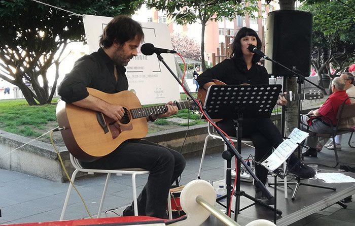 Silvia Penide y Felix Arias comparten sus canciones ajenas más cercanas