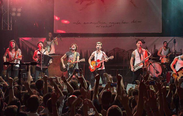 Próximos conciertos molones en Galicia: noviembre