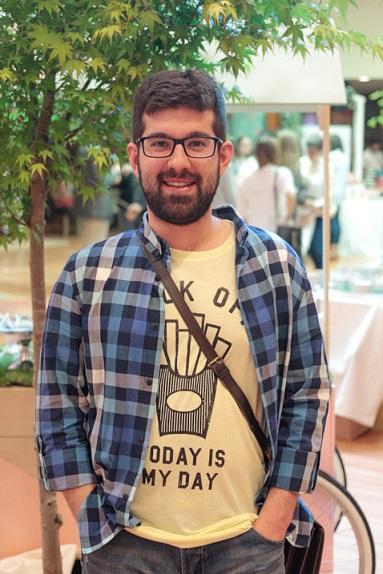 Quién soy... Alejandro Iglesias Pampín, padre de La Galleta Molona y Community Manager Proactivo,