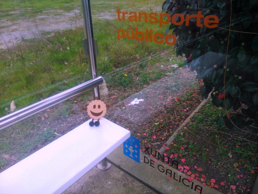 Transporte Público de Galicia.