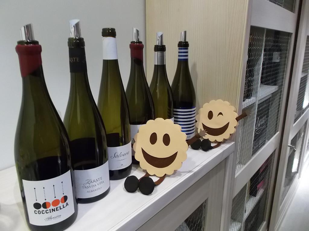 Entre vinos en la Gastroteca SCQ.