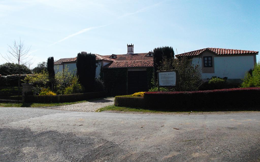 Casa Grande da Paínza.