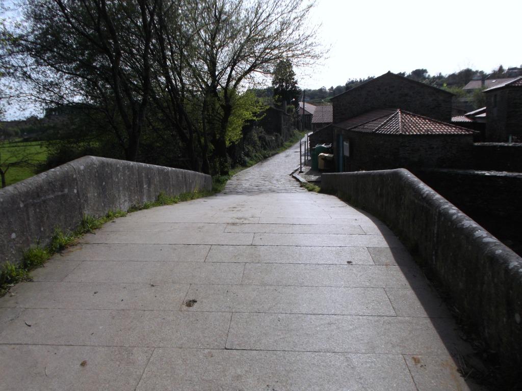 Puente romano de Ribadiso.
