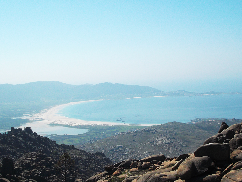 Playa de Carnota.
