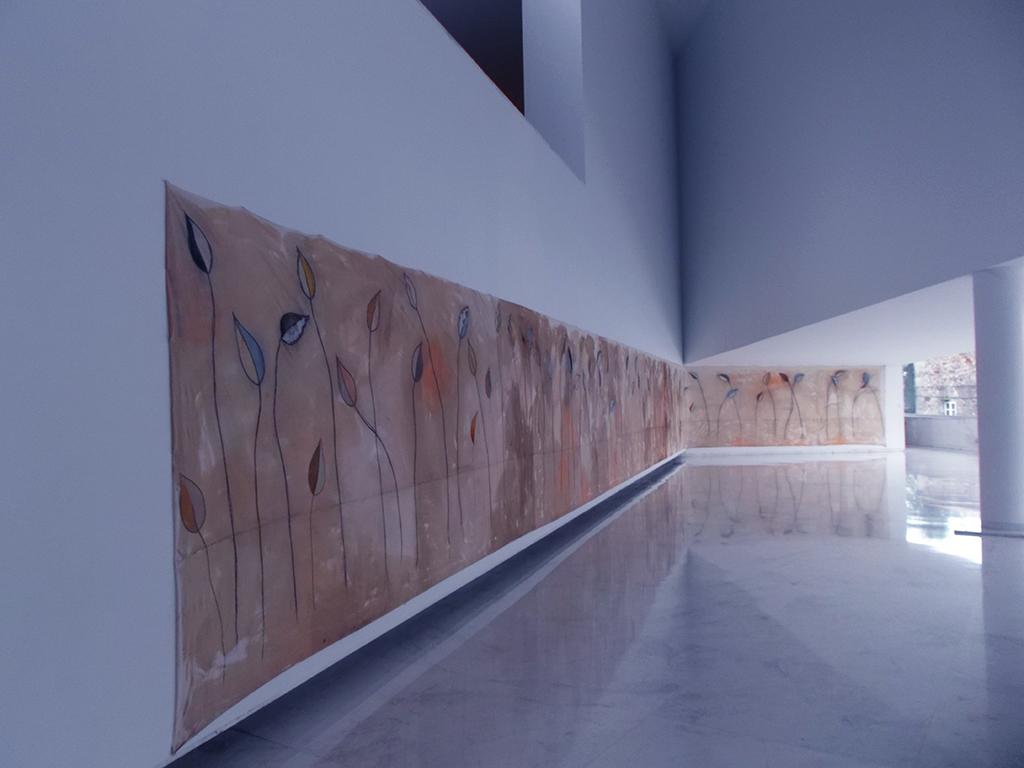 Centro Galego de Arte Contemporánea, ubicado en Santiago de Compostela.