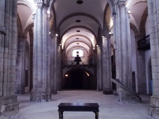 Iglesia del convento de San Domingos de Bonaval
