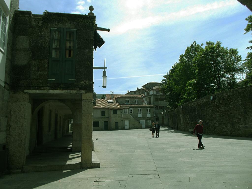 Plaza de la Pedreira.