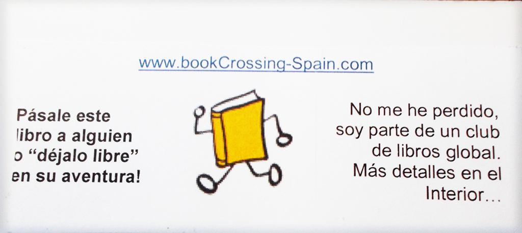 Book Crossing en Santiago de Compostela