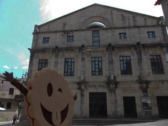 Teatro Principal de Pontevedra.