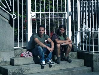 Berto y Jaco de los Solfabirras.