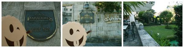 Parador de Pontevedra.