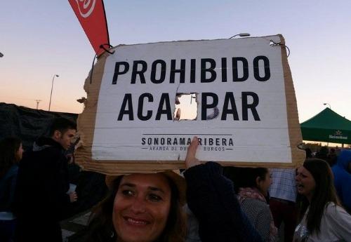 Sonorama Ribera el mejor ambiente