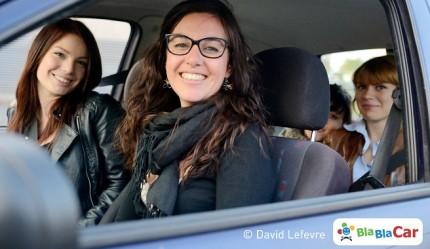 Compartir coche para viajar mola