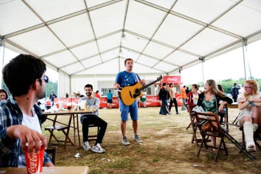 PortAmérica, festival indie celebrado en Nigrán