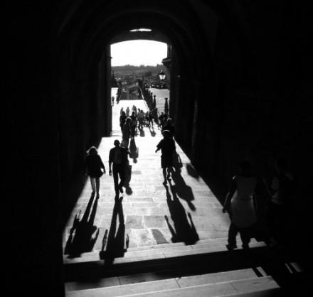 Santiago de Compostela es el buen camino