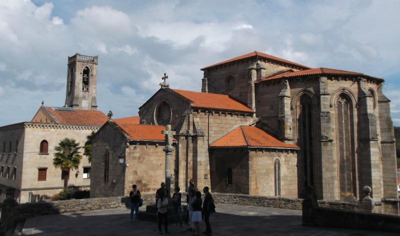 Iglesia de San Francisco de Betanzos