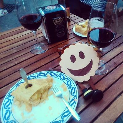 Bar la Tita en Santiago de Compostela