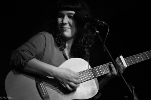Silvia Penide cantautora gallega