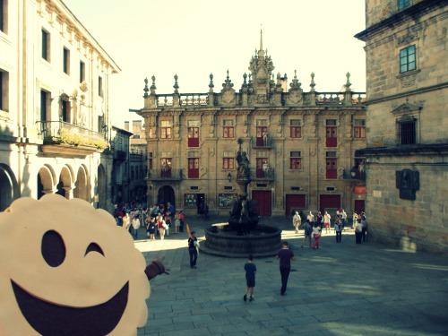Plaza de Platerías, Santiago de Compostela