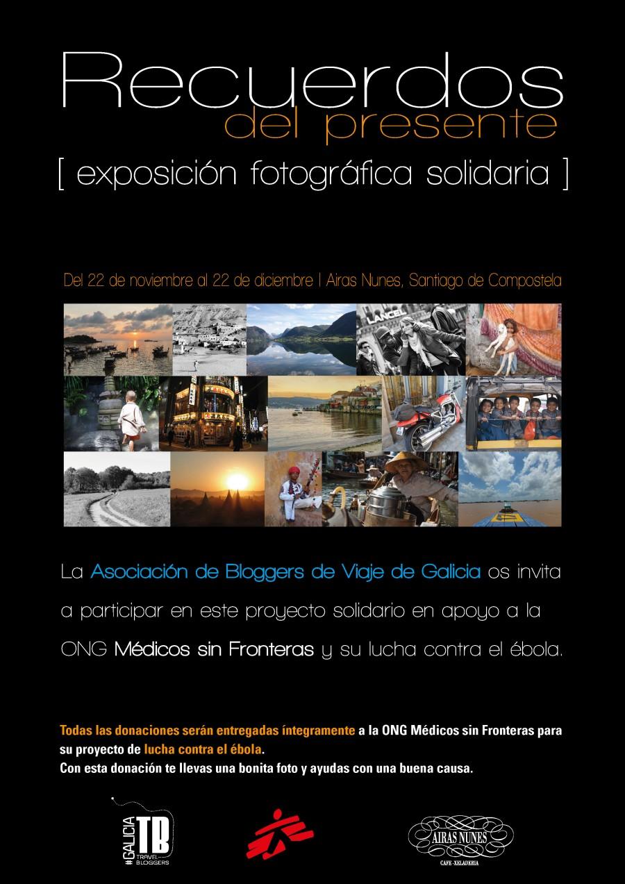 Recuerdos del presente: exposición fotográfica solidaria