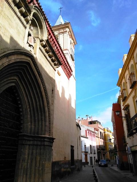 Iglesia de San Esteban en Sevilla