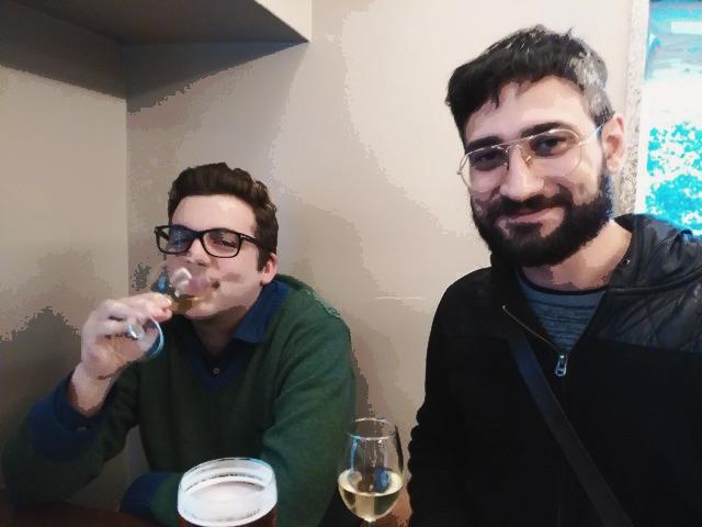 De Santiago(é)Tapas con Hunger Culture