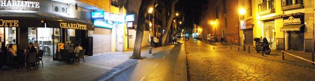 Calle San Jacinto de Sevilla