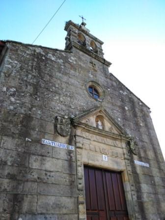 Capilla de la Virgen de Guadalupe, en Rianxo