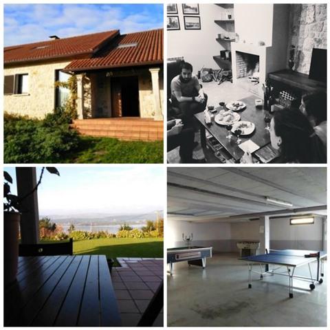 Casa dos Ballotes II, una casa rural a 5 minutos del centro de Rianxo