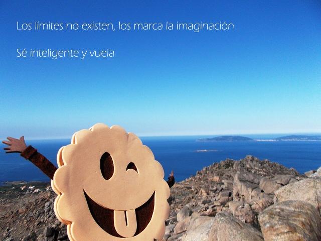 Los límites no existen, los marca la imaginación