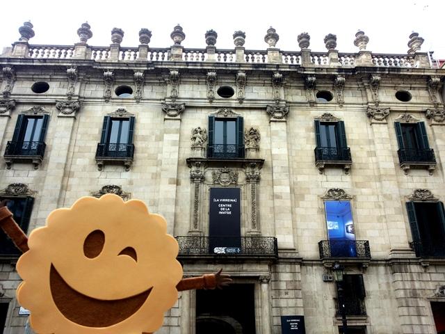 Palacio de la Virreina, en Barcelona