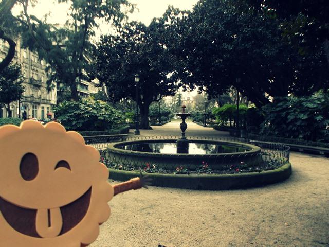 La Alameda de Vigo