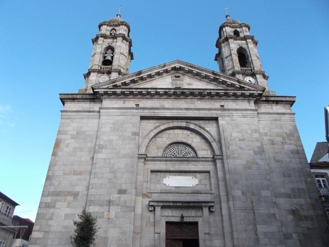 Iglesia de Santa María, Vigo.