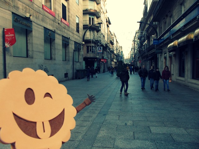 Calle del Príncipe, Vigo