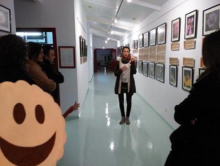 Visita guiada por el Museo vivente do mel (Arzúa)