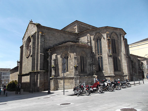 Iglesia de San Pedro (Lugo)