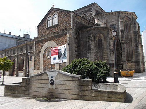 Convento de Santo Domingo (Lugo)