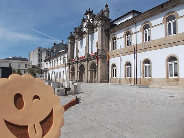 Pazo de San Marcos (sede de la Diputación Provincial de Lugo)