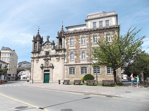 Iglesia de San Froilán (patrón de Lugo)