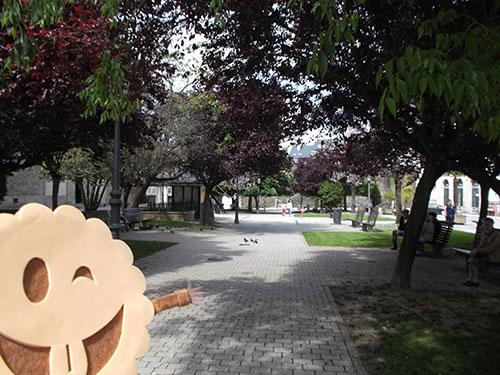 Plaza de Ferrol (Lugo)