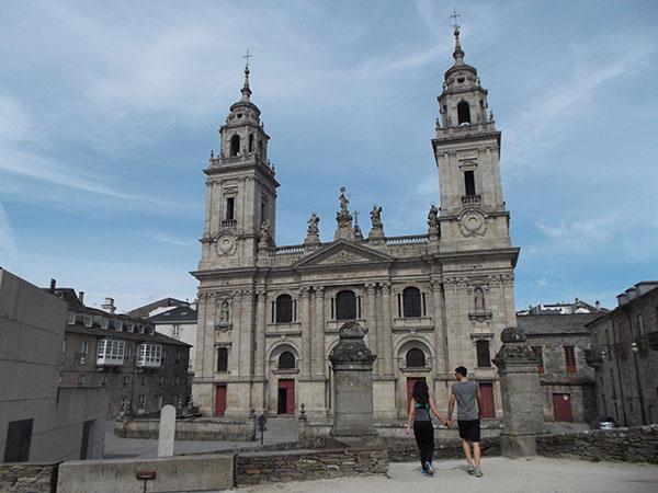 La Catedral de Santa María ( Lugo)