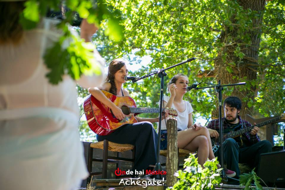 West Side Bones en el Festival Monterrosón