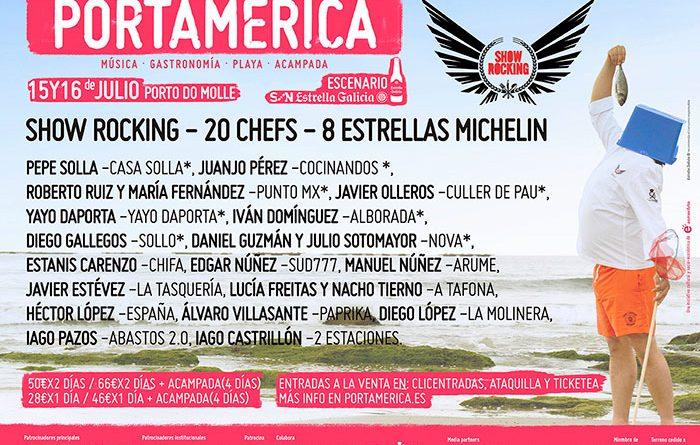 Festival PortAmérica 2016 - La Galleta Molona