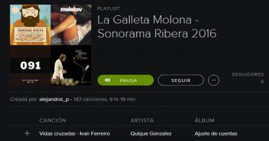 La playlist del Sonorama Ribera 2016