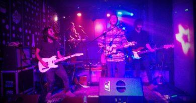 Concierto de Nunatak en Leclub: pocos pero muy grandes