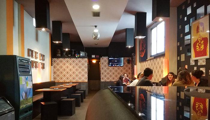 Uptown, estética cool y hamburguesas de calidad en A Coruña