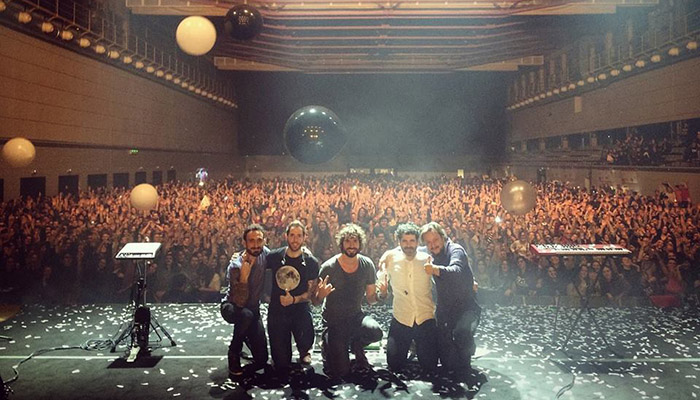 Próximos conciertos molones en Galicia: febrero